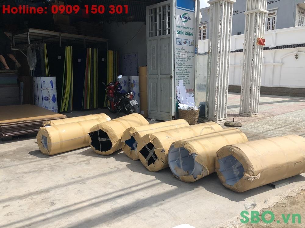 tấm nhựa polycarbonate Biên Hòa - Đồng Nai