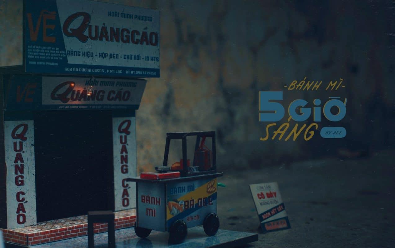 Bảng hiệu quảng cáo Sài Gòn xưa