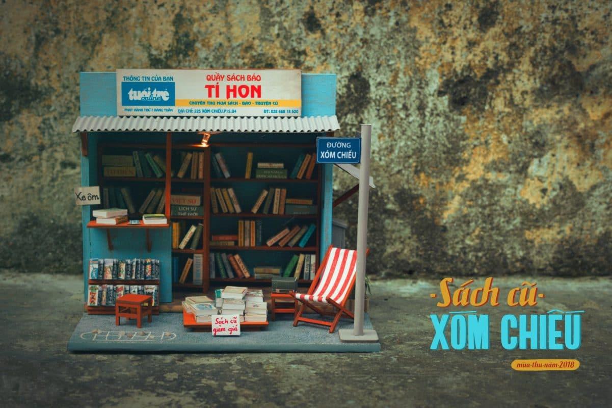 Mẫu bảng hiệu Sài Gòn trước năm 1975