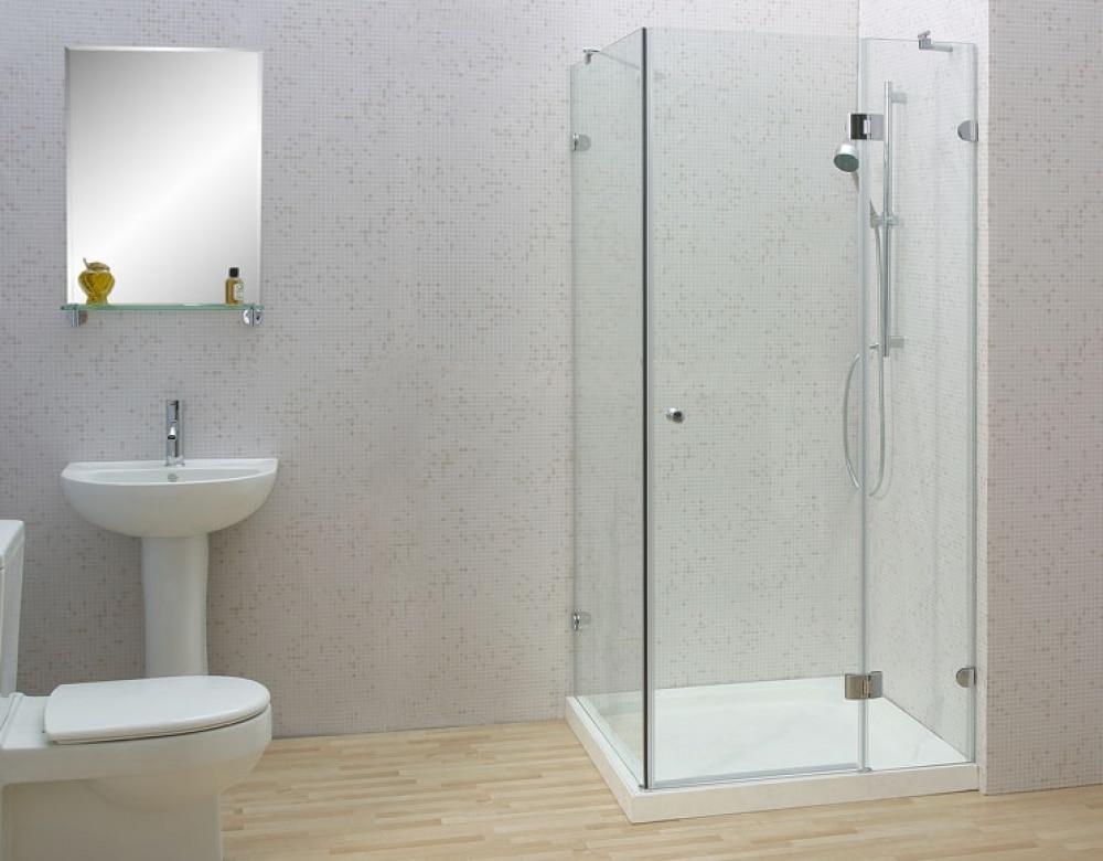 cabin tắm bằng nhựa
