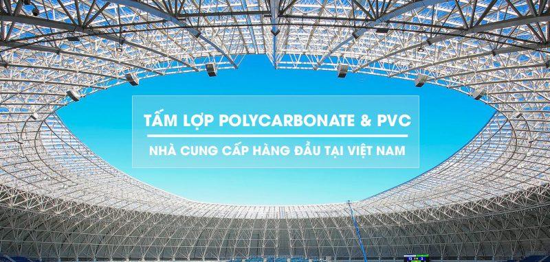 tấm nhựa cường lực polycarbonate
