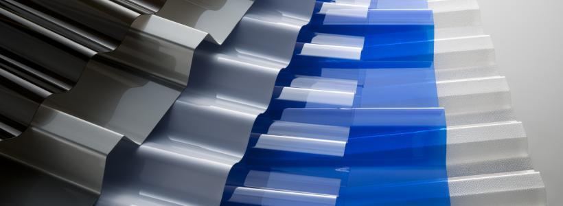 tấm nhựa lấy sáng dạng sóng