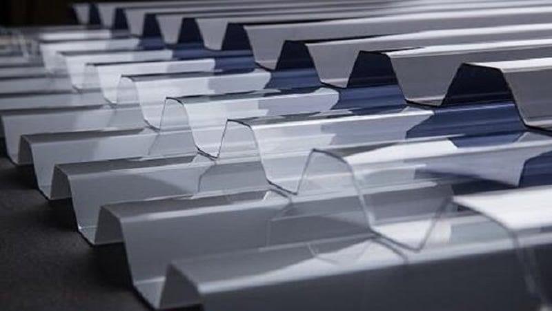 tôn lấy sáng sóng vuông polycarbonate