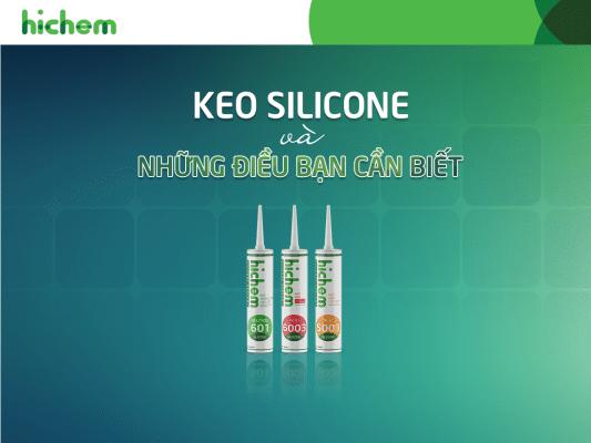 So sánh bảng giá keo silicone apollo với keo Hichem 2019