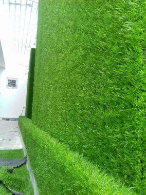cỏ nhân tạo ốp tường giá rẻ