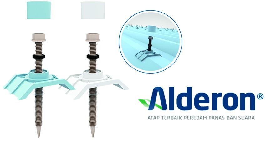 Bộ vít dùng để lắp đặt tấm Alderon accessories