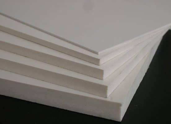 độ dày tấm nhựa pvc