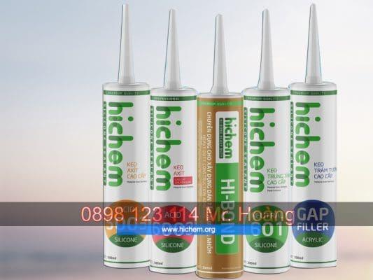 Phương pháp bảo quản lưu trữ keo dán silicone