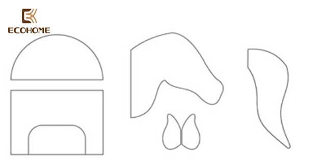 Cách tự làm kệ sách để bàn handmade đơn giản ảnh 1