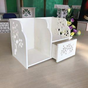 kệ sách để bàn handmade