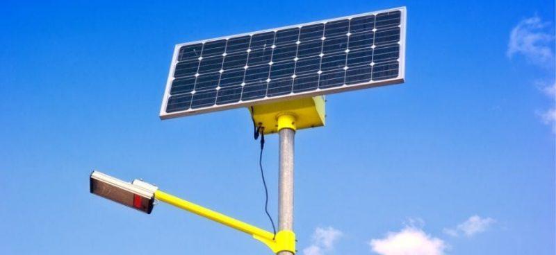 Đèn chiếu sáng sử dụng nguồn điện từ ánh sáng mặt trời có tốt không