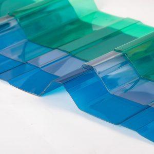 Nicelight polycarbonate Corrugated Sheet