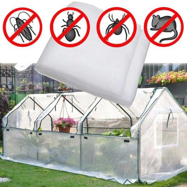 lưới nhà kính ngăn chặn côn trùng gây hại