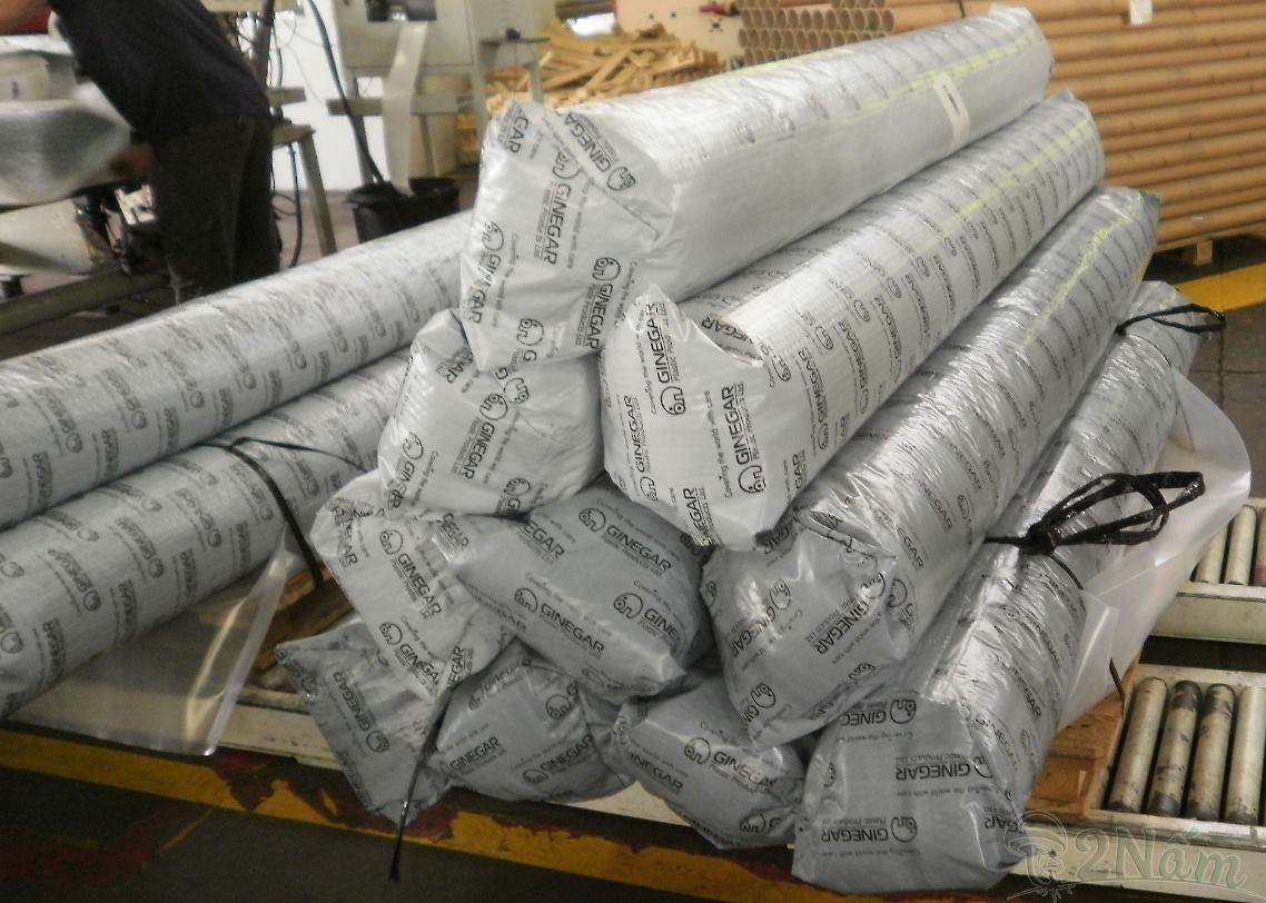 sản xuất màng pe film ginegar