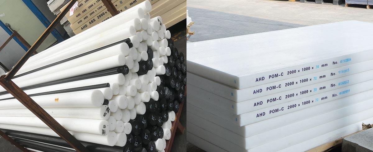 nhựa pom kỹ thuật chống tĩnh điện