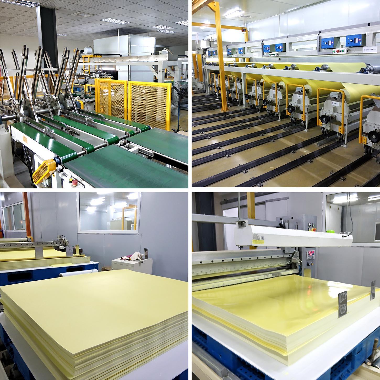 nhà máy sản xuất Tấm Phíp Thủy Tinh Epoxy chịu nhiệt chống tĩnh điện