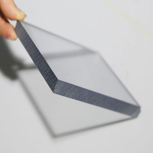 Tấm lợp lấy sáng polycarbonate dạng đặc dày 10mm cao cấp