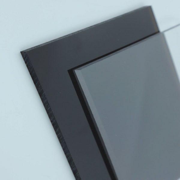 Tấm polycarbonate đặc ruột dày 3.8mm Solarflat có phủ UV bảo hành 10 năm