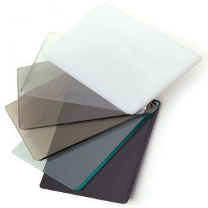Tấm lợp polycarbonate đặc ruột Solarflat dày 4mm