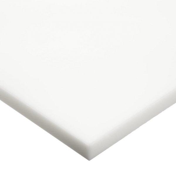 tấm nhựa pvc kỹ thuật màu trắng đục