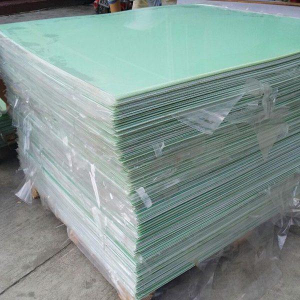 tấm phíp epoxy fr4 màu xanh ngọc