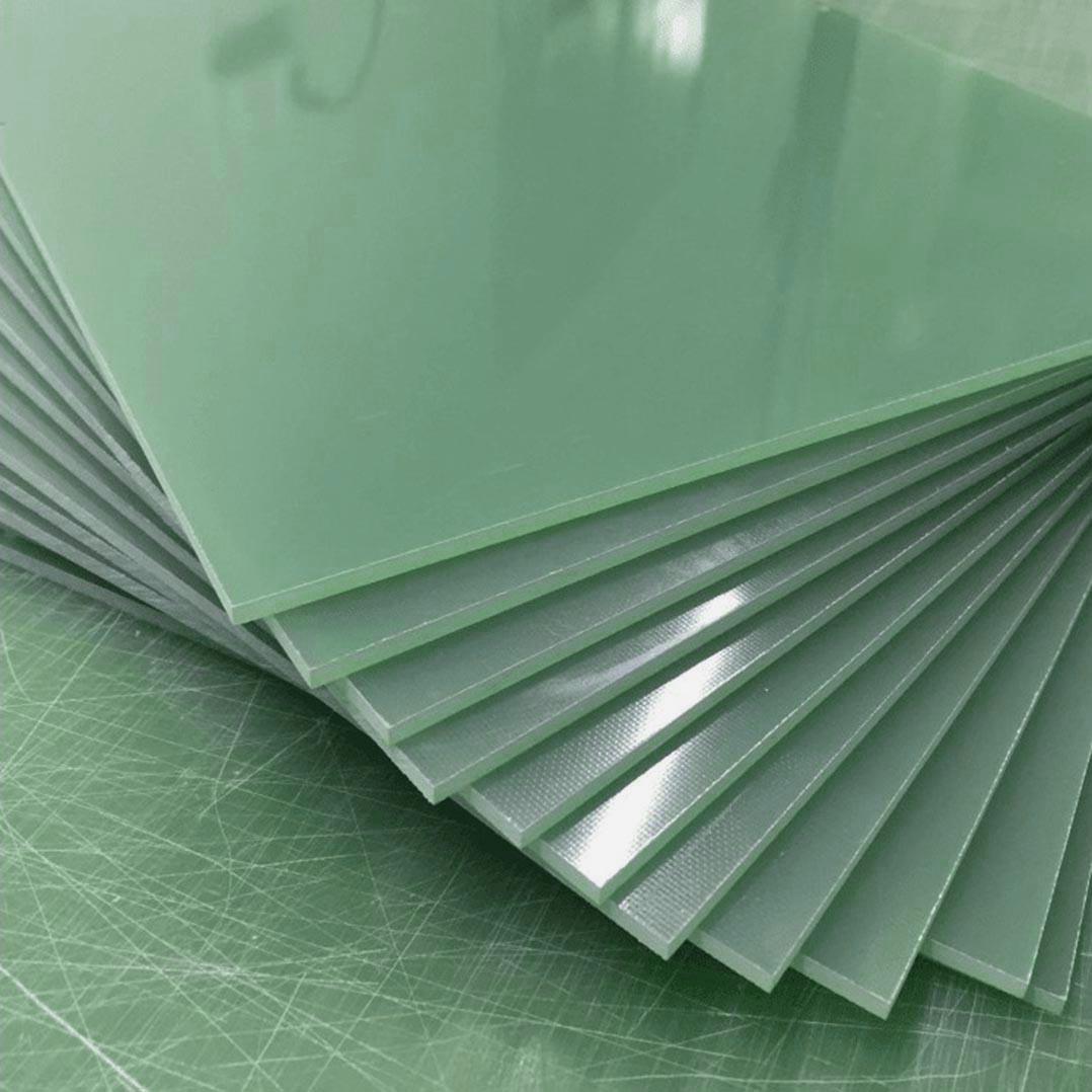 Tấm Phíp Xanh Ngọc FR4 Epoxy Glass sợi thủy tinh